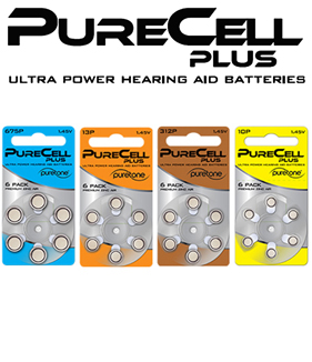 PureCell batteries